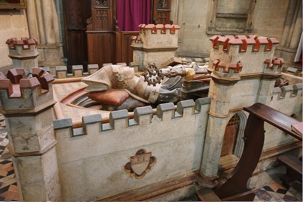 Grabmal Philipps von Heinsberg