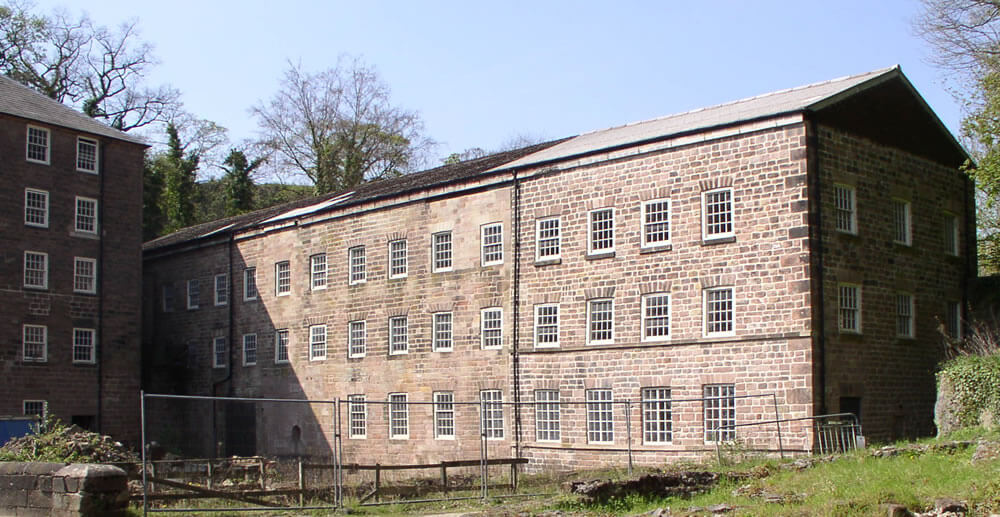Cromford Akrwright