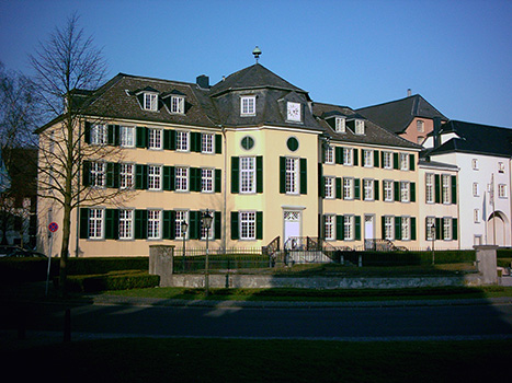 Cromford Herrenhaus